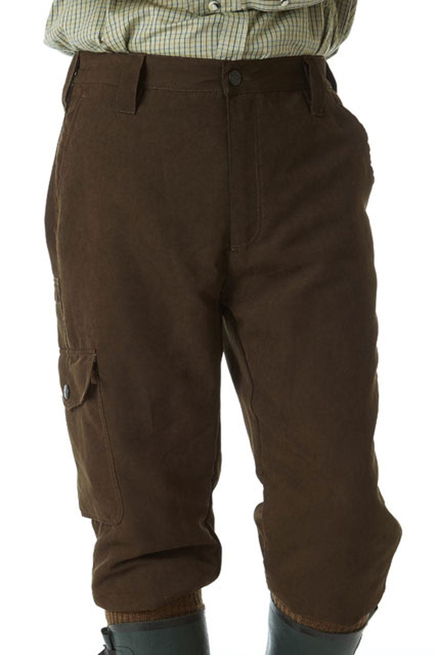Close up Sherwood Forest Gadwall Trousers