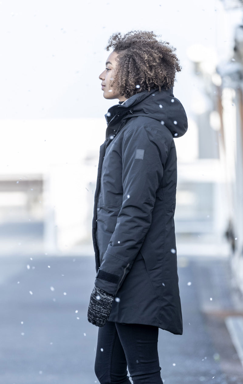 Didrikson Swedish winter parka