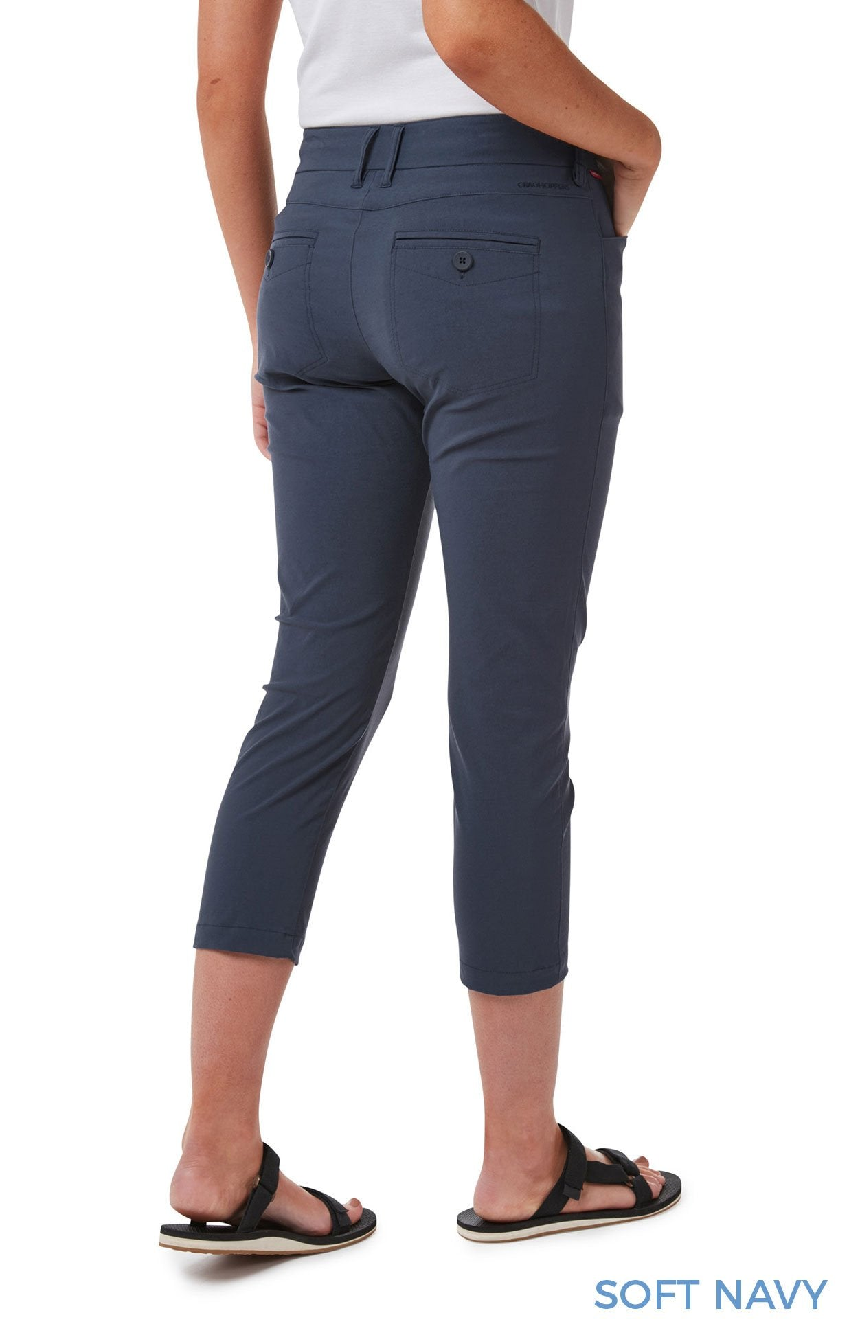 Rear Soft Navy