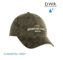Gunmetal Grey Sporting Hares Collection Hat