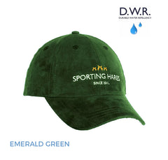 Emerald Green Sporting Hares Collection Hat