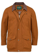 Tobacco Alan Paine Chatbourne Waterproof Jacket