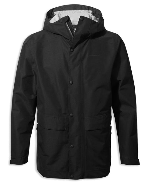 Craghoppers Talo Gore-Tex Jacket| Black