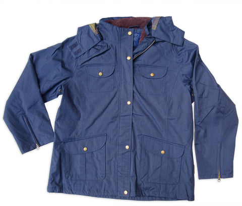 Ladies' Hillsborough Waterproof Utility Jacket from Target Dry BLUE