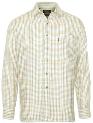 Green/Brown Champion Tattersall Country Shirt