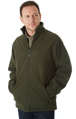 Sherwood Forest Tatton Fleece Jacket