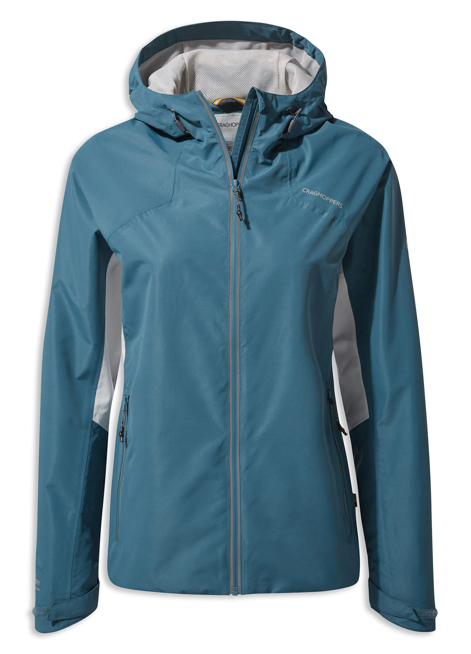 Venetian Teal Craghoppers Horizon Ladies Waterproof Jacket