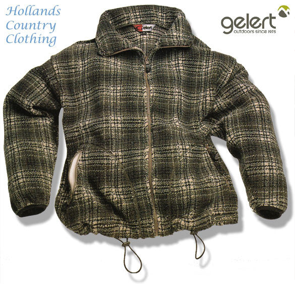 Gelert Thorsen Jacquard Sherpa Fleece Jacket