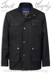 black Jack Murphy Tod Men's Waterproof Utility Jacket