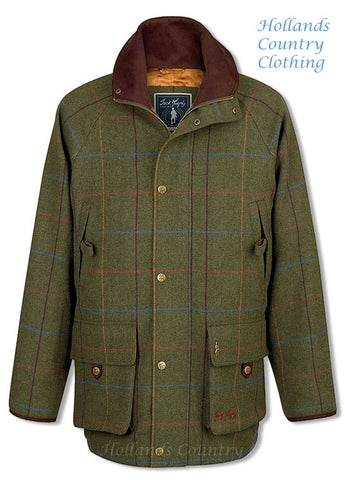 Jack Murphy Tomas Tweed Shooting Jacket