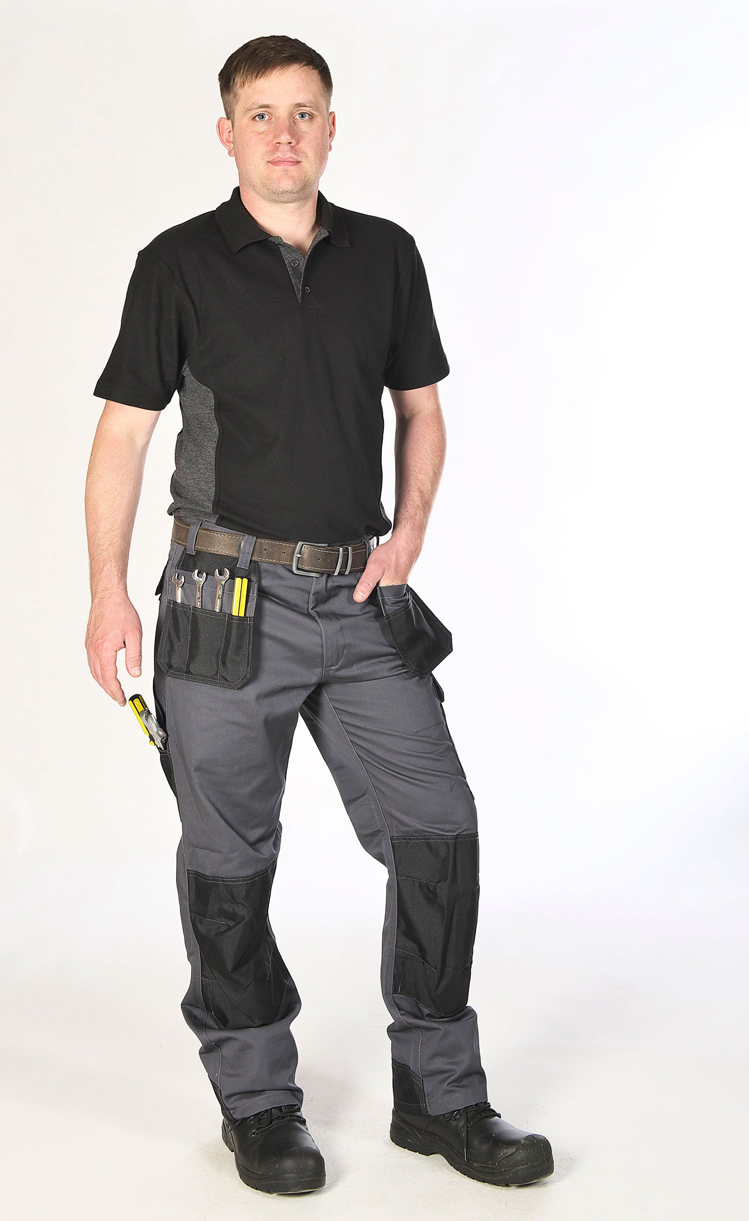 Spanner Multi pocket Tool trousers