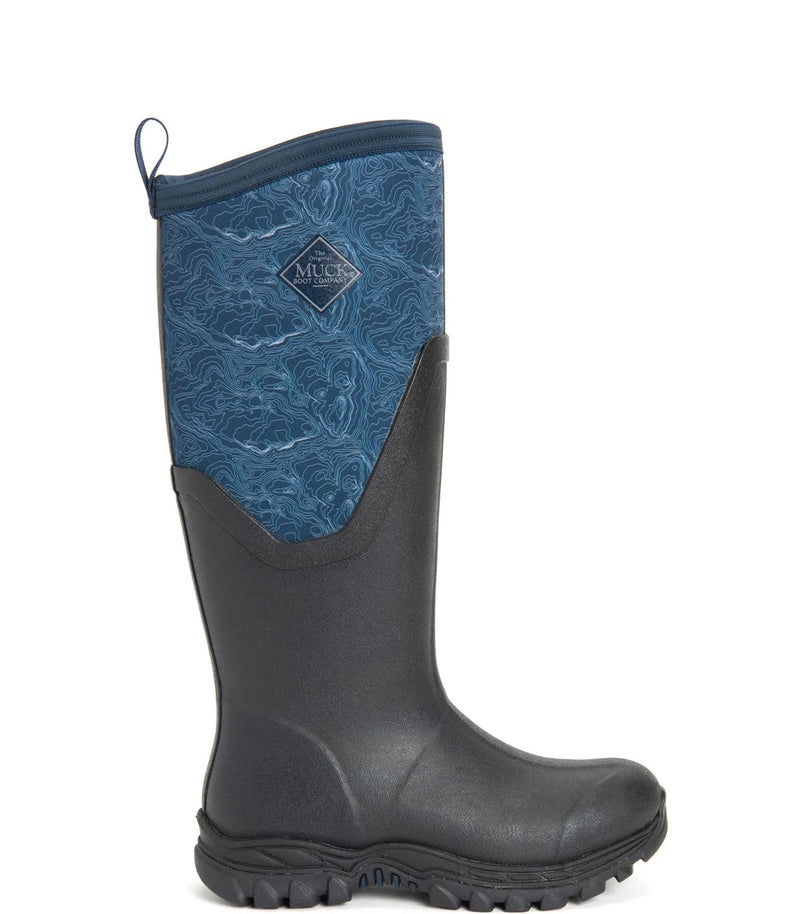 Neoprene thermal ladies Muck wellingtons