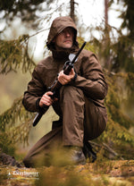 Shooting waterproof jacket deerhunter
