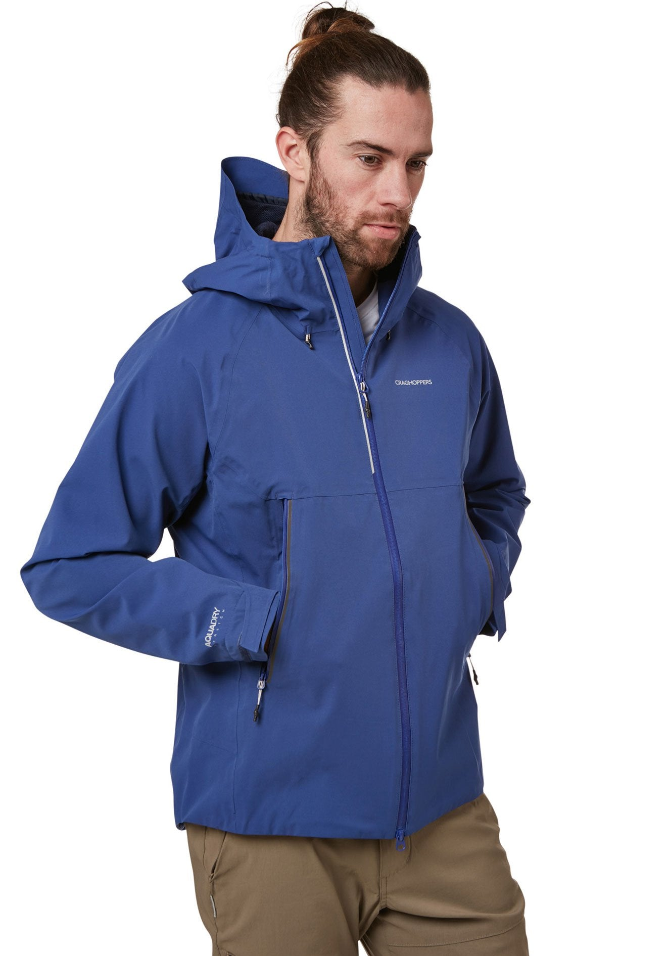 Trelawney Waterproof Breathable Jacket by Craghoppers