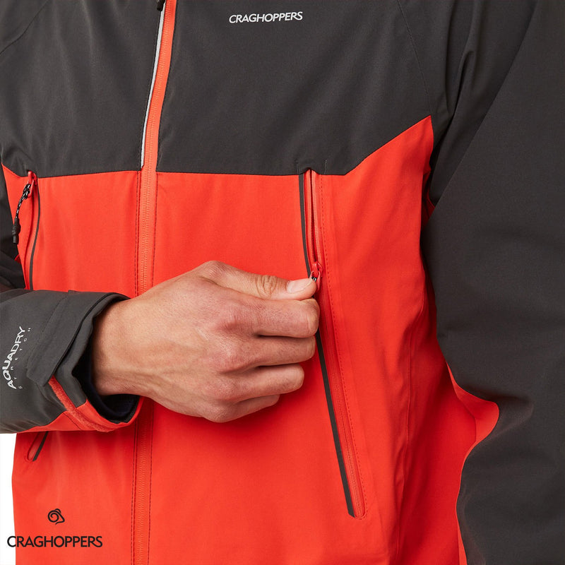 Chest pocket handwarmers