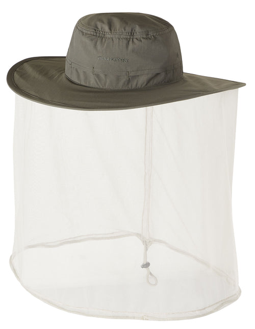 Craghoppers NosiLife Midge/Mosquito Head Net Hat