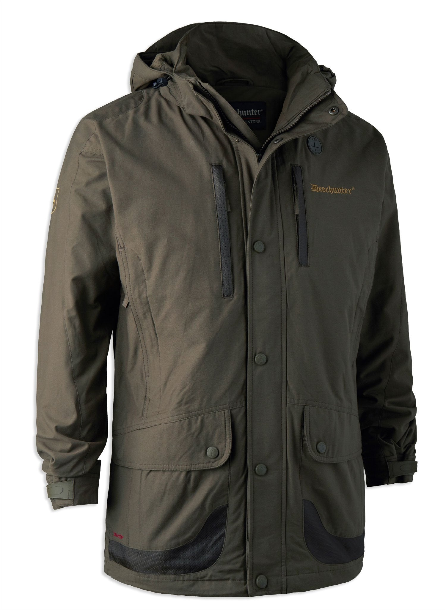 Deerhunter Upland Jacket | Canteen Green