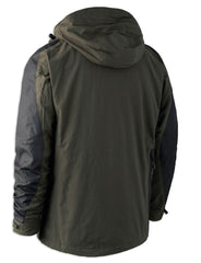 Back View Deerhunter Upland Jacket with Reinforcement