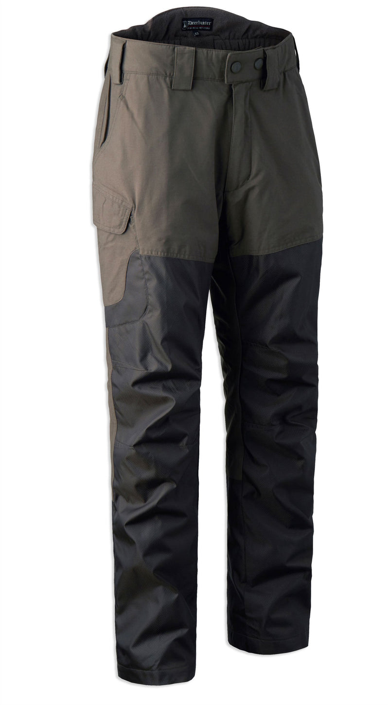 Upland Waterproof Reinforced Trousers by Deerhunter