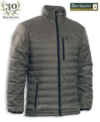 Deerhunter Quilt Jacket 5809 vErdun  dusty olive