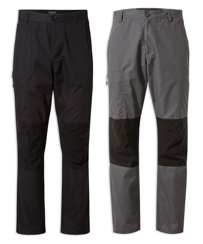 Craghoppers Verve Trousers | Elephant, Black