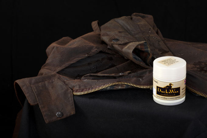 DucksWax Leather Protection & Waterproofing  coats
