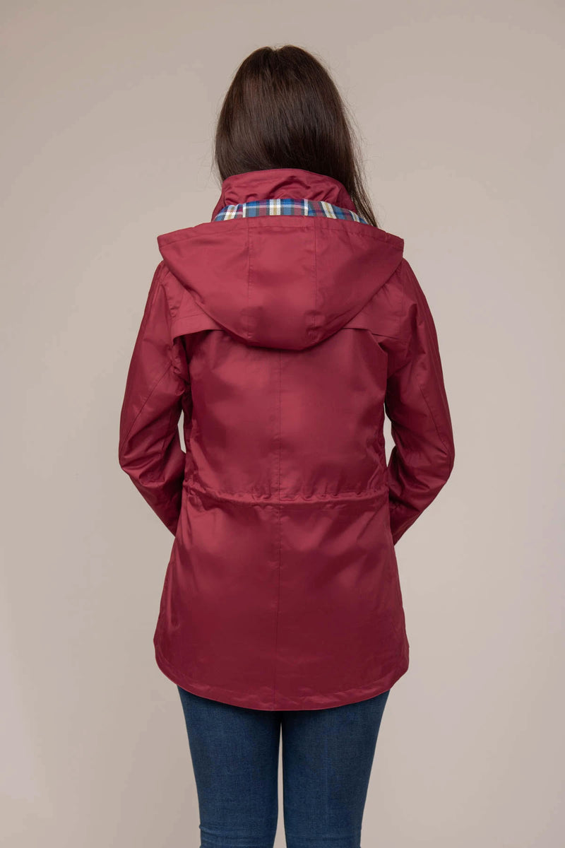 Kendal Rain Coat by Lighthouse