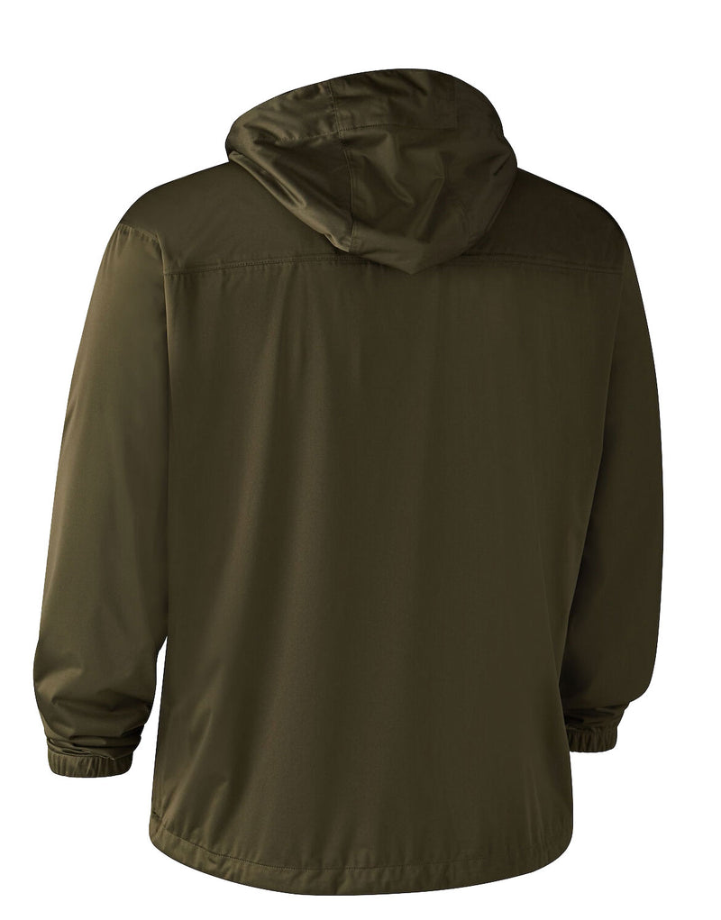 Back Deerhunter Thunder Lightweight Rain Jacket
