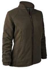 Graphite Green Lady Josephine Fleece with Stormliner Waterproof Membrane by Deerhunter