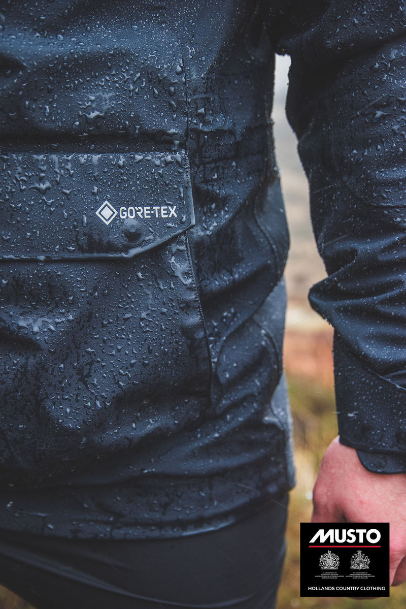 Land Rover Gore-Tex Jacket by Musto