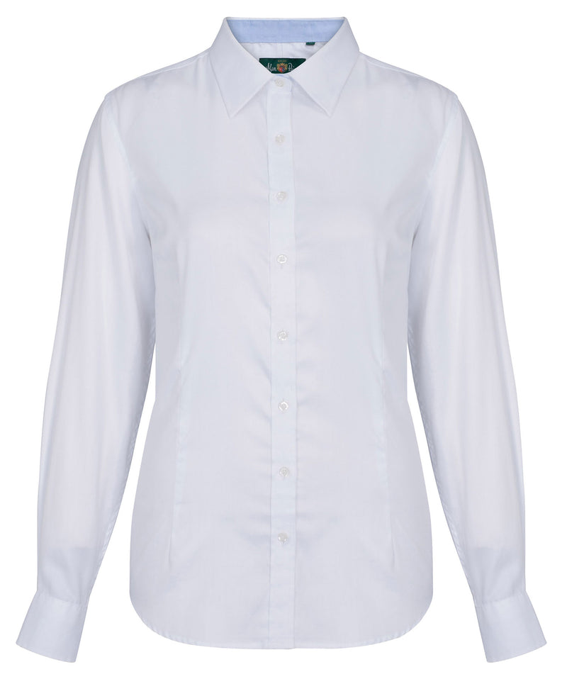 White Alan Paine Bromford Ladies Shirt