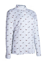 Hartwell Lydia Cotton Shirt | Couple of Pheasants