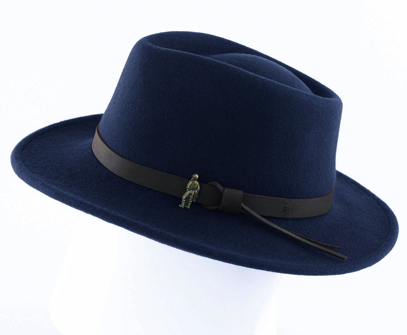 Jack Murphy Boston Bushman Hat | Navy