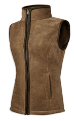 Camel Baleno Sally Ladies Fleece Gilet
