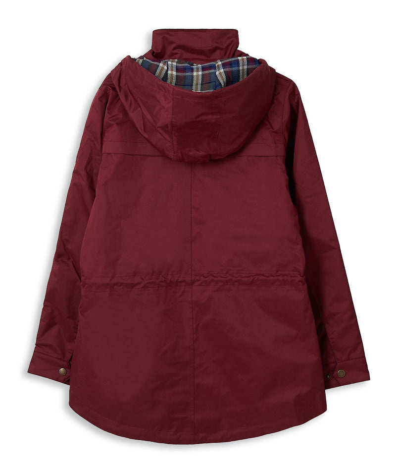 Back Berry Lighthouse Kendal Waterproof Coat
