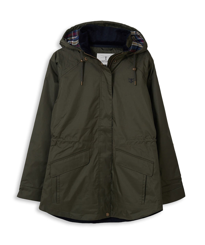 Forest Lighthouse Kendal Waterproof Coat