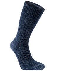 Blue Navy Craghoppers Glencoe Walking Socks