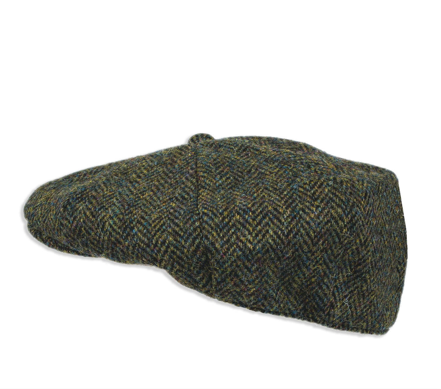 arran harris tweed  cap