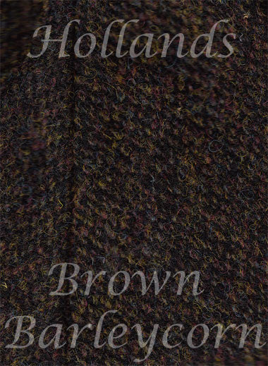brown barley coarn  Orb Mark is your guarantee of genuine Harris Tweed cloth. Protected by the 1993 Harris Tweed Act of Parliament, Harris Tweed must be made from 100% pure new wool dyed,