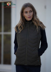 Ladies Surrey Quilted Gilet