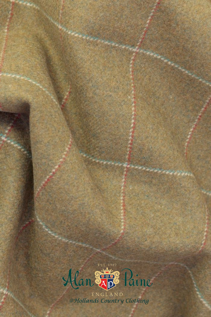 meadow tweed pure wool