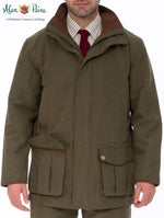 Berwick Men's Waterproof Coat by Alan Paine