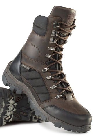 Alan Paine Waterproof Lace Up  shooting Boot