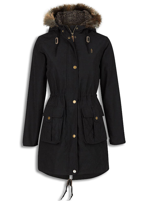 bd22e390a Jack Murphy Alexis Winter Parka Coat – Hollands Country Clothing