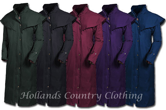 Target Dry Outback 2 Full Length Long Waterproof Coat. Six Great Colours