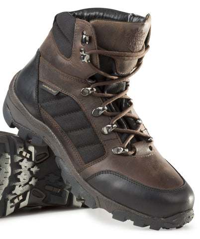 Alan Paine Waterproof Lace Up Boot | 6 Loop