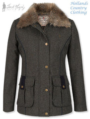 Aurnia II Ladies KNOCKMORE Tweed Jacket JACK MURPHY JAC 521