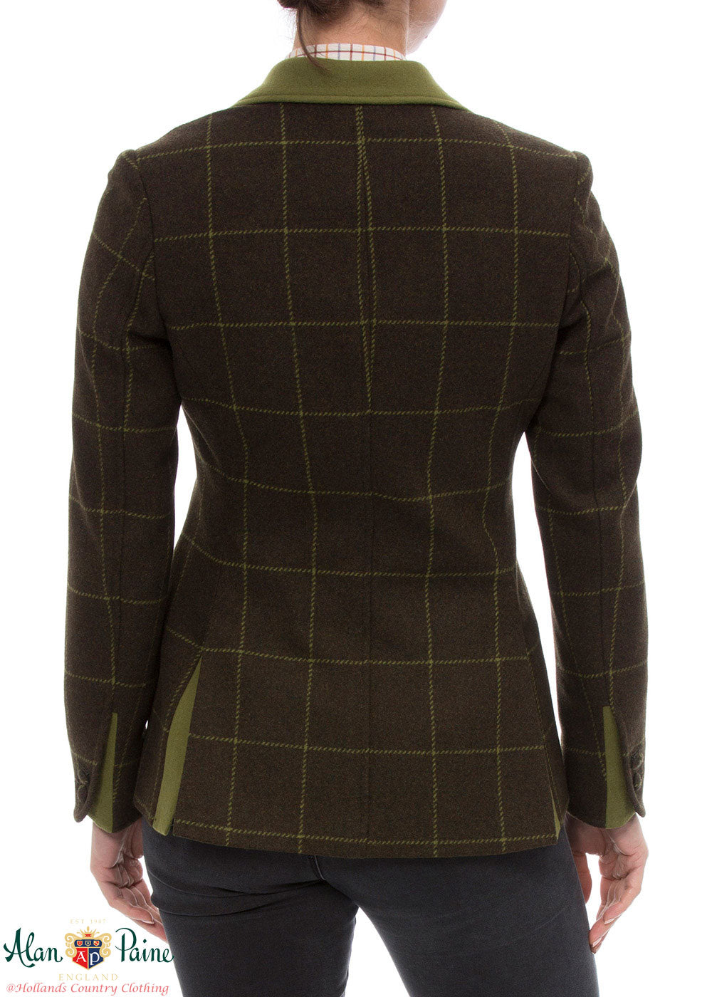 Combrook Ladies Tweed Blazer by Alan Paine