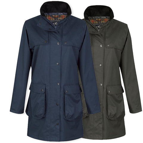 Jack Murphy Avril Ladies Waterproof Coat