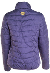 rear view Sporting Hares Alderbury Quilted Jacket